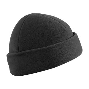Helikon-Tex Watch Cap Fleece-Pipo, musta