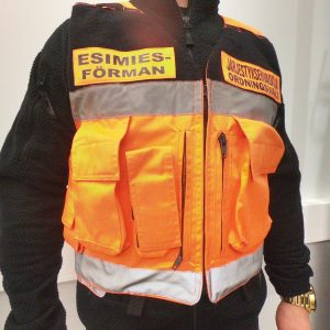 Tactical PRO One size Liivi, Esimies