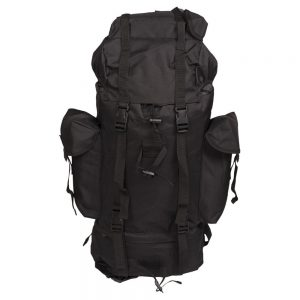 Mil-Tec BW Combat rinkka 35l Musta, OUTLET
