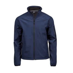 Tee Jays Lightweight Performance Softshell-takki, Navy