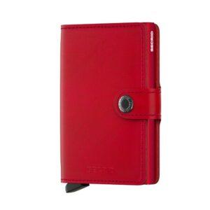 Secrid Miniwallet lompakko, Red