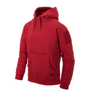 Helikon-Tex Urban Tactical Hoodie LITE Kangaroo, RED
